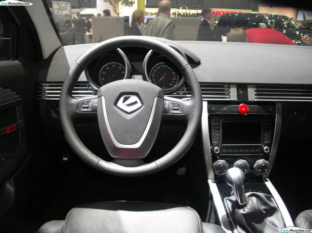 Салон Lada C concept