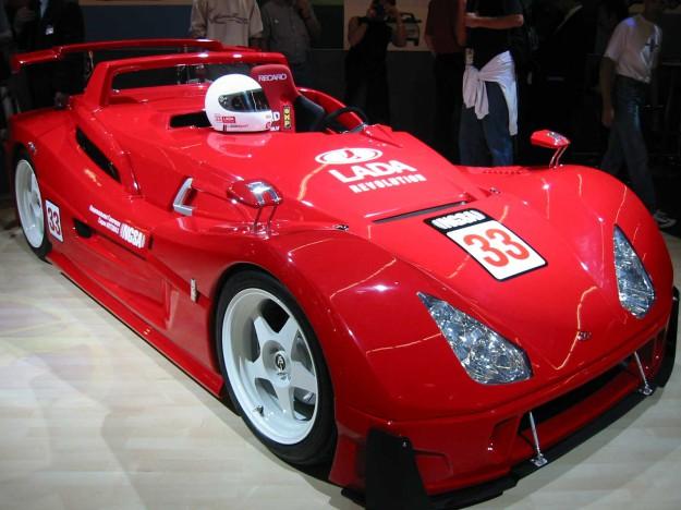 Revolution больше похож на автомобили из гонки Le Mans, чем на обычные спорткары