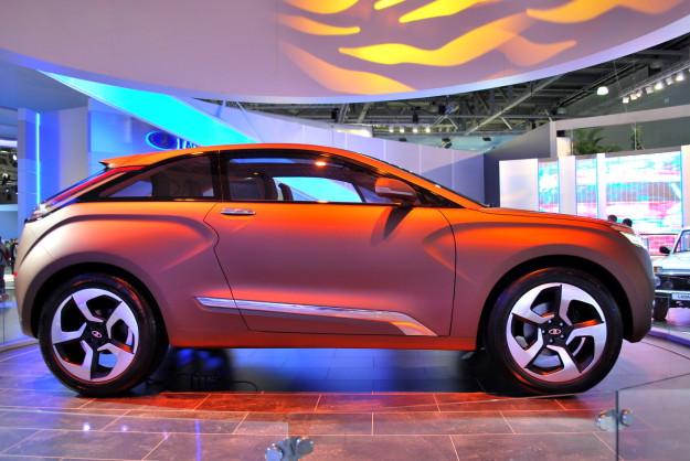Кросс-купе Лада X-Ray