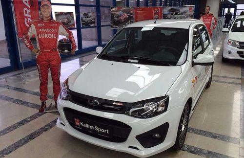 Lada Kalina Sport появится уже в этом году