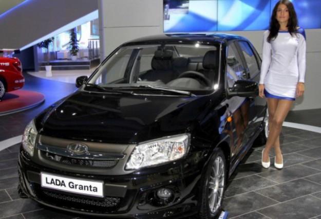 Будущие модели Lada Kalina и Lada Largus уже представлены компанией «АвтоВАЗ»