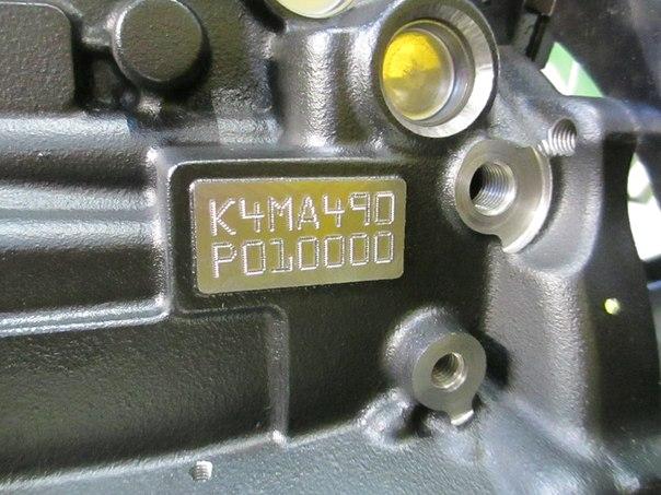 «АвтоВАЗ» выпустил десятитысячный мотор К4