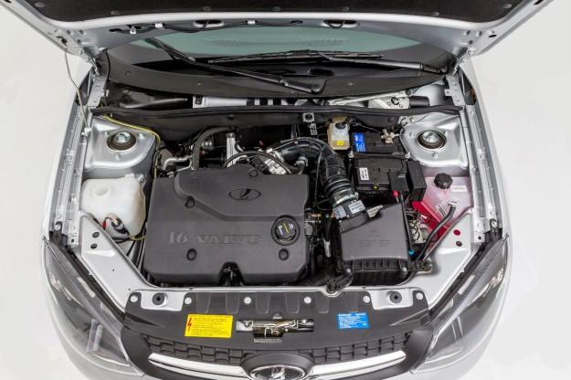 Двигатель Lada Kalina 2
