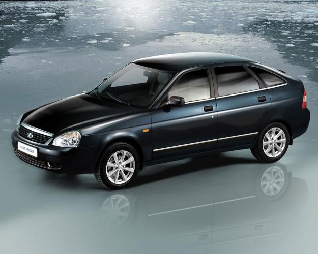 Lada Priora осталась без своей базовой комплектации