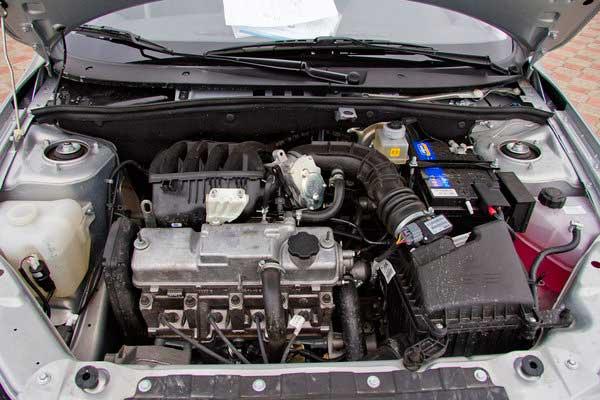 На Lada Largus будут ставить двигатель от Priora