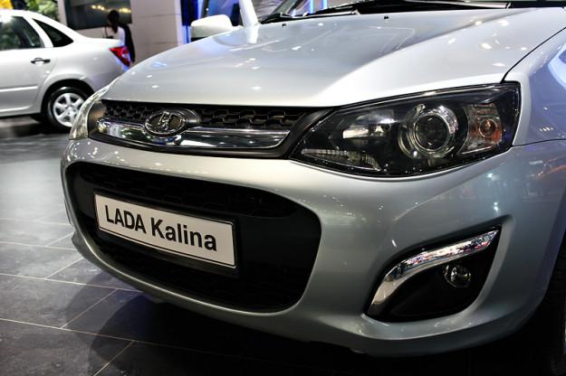 Мартовские продажи Lada Kalina резко вырвались вверх