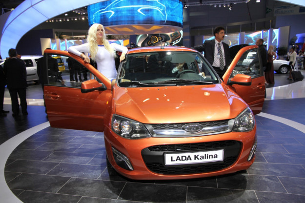 Lada Kalina 2: фото