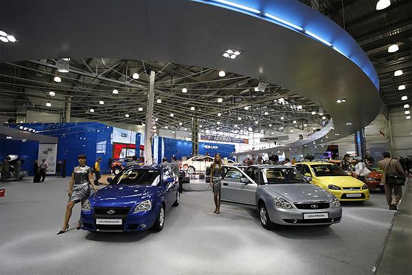 У «АвтоВАЗа» продажи упали на 21,4 процента