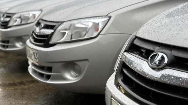 Прекращены поставки автомобилей «АвтоВАЗ» в Украину
