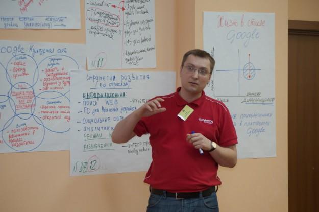 работе команды LADA Vesta рассказал главный инженер проекта Иван Хрипченко