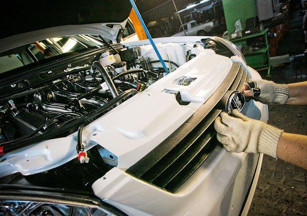Осенью 2014 года АвтоВАЗ на 25 тысяч авто меньше, чем в 2013