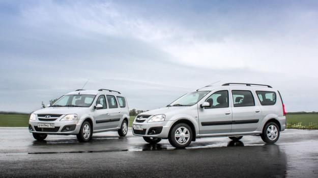 Для президента АвтоВАЗа была создана специальная Lada Largus VIP