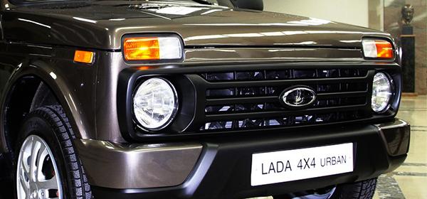 Дан старт продаж LADA 4х4 Urban