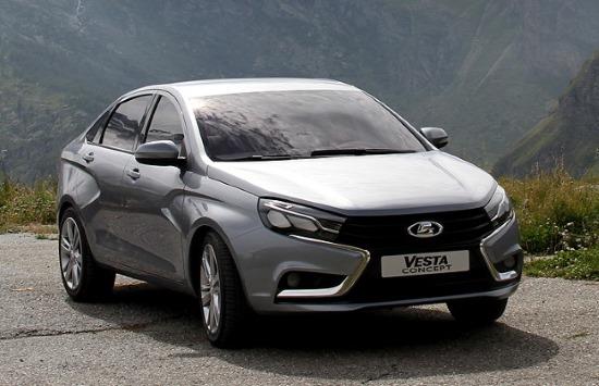 АвтоВАЗ вложит 5 млрд руб в производство Lada Vesta