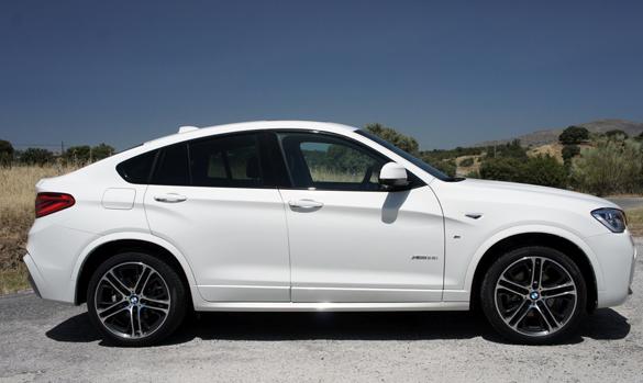 Корпус в стиле BMW X4 для кроссовера LADA C