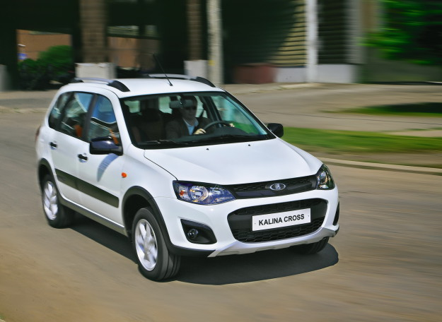 Первые продажи Lada Kalina Cross с двигателем в 106 сил