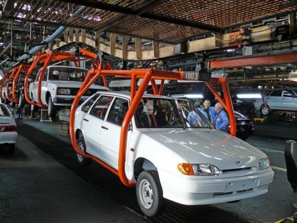 Возобновление поставок Lada в Европу