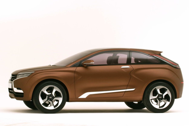 Lada XRay станут производить параллельно с Вестой-хэтчбэк