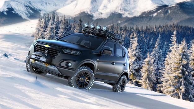 Новая Chevrolet Niva не выйдет раньше 2018 года