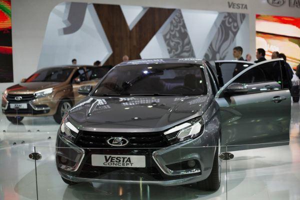 АвтоВАЗ показал универсал Lada Vesta Cross