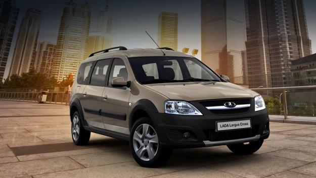 Повышенный спрос на Lada Largus Cross привел к увеличению объемов производства