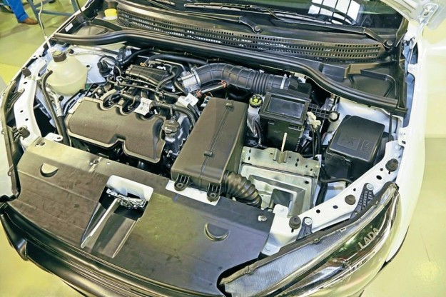 Для Lada Vesta «АвтоВАЗ» специально модернизировал двигатели