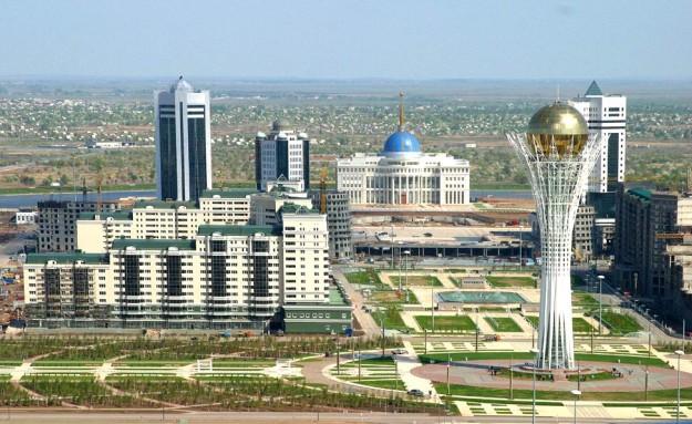 Казахстан — родина Lada Vesta